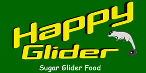 HAPPY GLIDER FOOD