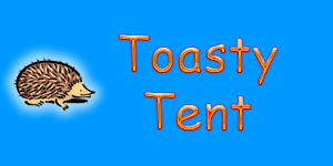 TOASTY TENTS