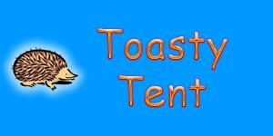TOASTY TENTS