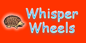 WHISPER WHEELS