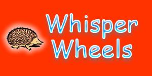 WHISPER WHEELS