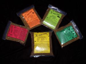 Happy Glider Sugar Glider Food Rainbow Pack - HEDGEHOGS by Vickie