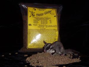 Happy Glider Sugar Glider Food Chicken Breeder - Hedgehogs by Vickie