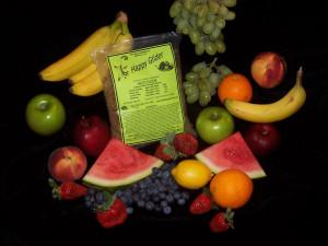 Happy Glider Sugar Glider Food Fruity - Hedgehogs by Vickie