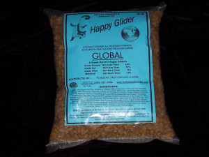 Happy Glider Sugar Glider Food Global - Hedgehogs by Vickie