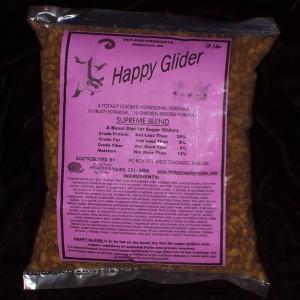 Happy Glider Sugar Glider Food Supreme - Hedgehogs by Vickie