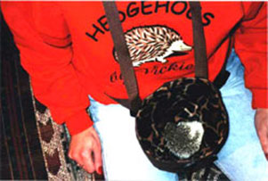 Hedgehog Bonding Snuggle Sack - HEDGEHOGS by Vickie