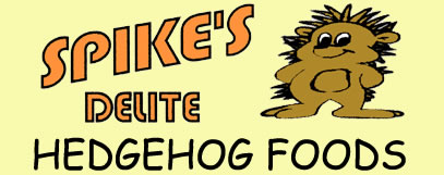 Spike's Delite Hedgehog Food - Pet-Pro Products - HEDGEHOGS by Vickie
